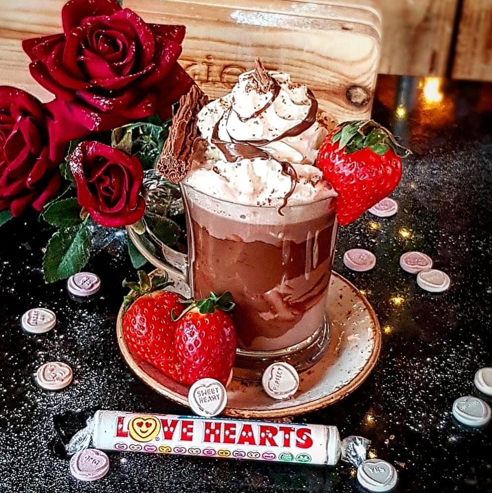Valentine's Hot Chocolate